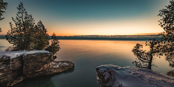 Calm Winter Morning