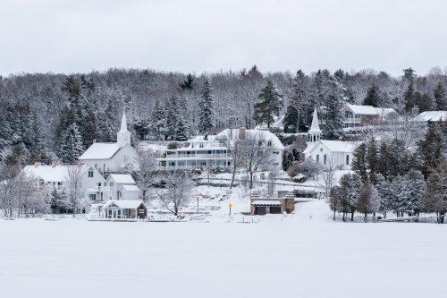 Winter in Door County