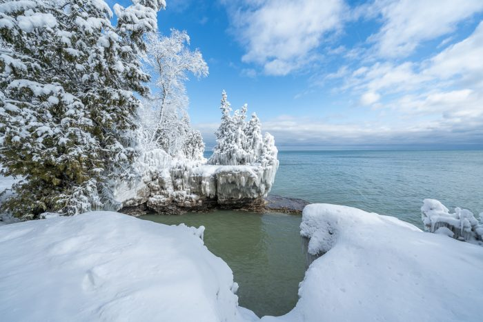 Layer of Snow