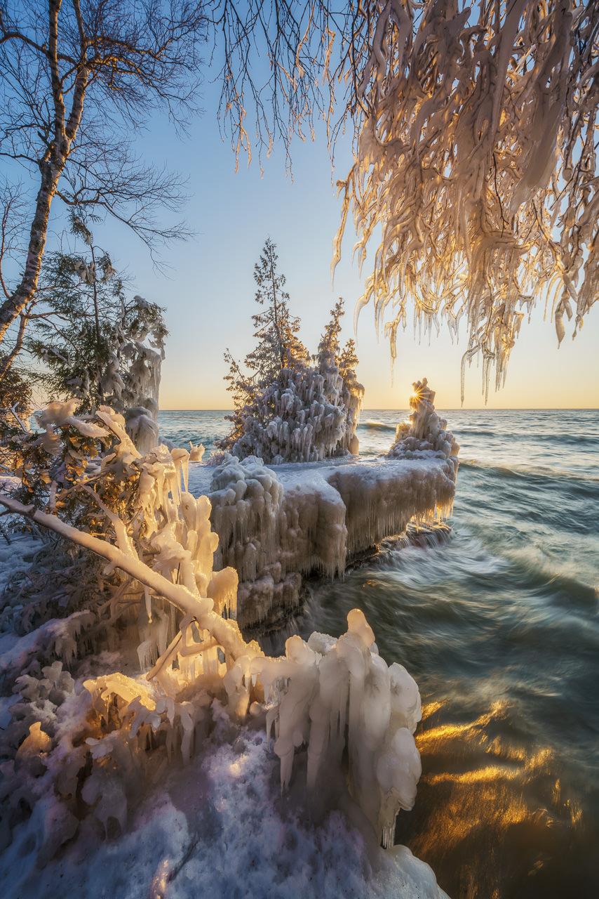 Icy Light