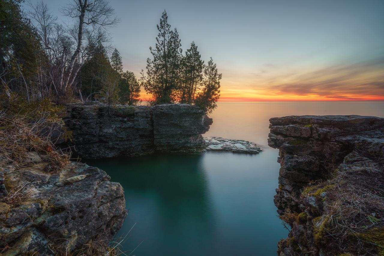 Among the Rock