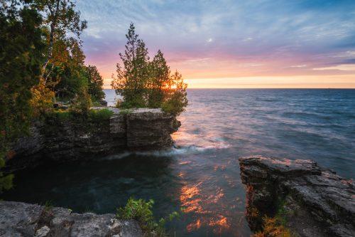 Lake Michigan Light