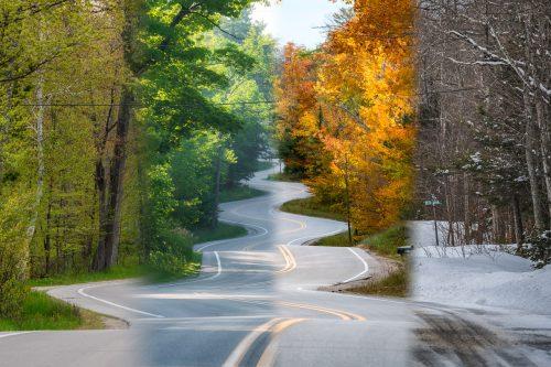 Winding Through The Seasons