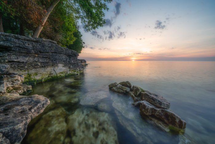 Calm Lakeshore
