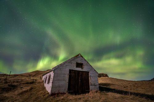 Under the Auroras