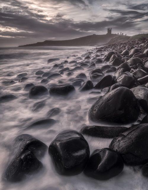 Rocky Shores of England