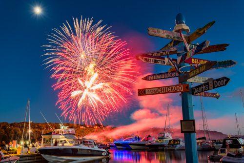 Egg Harbor Fireworks