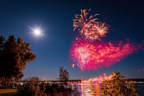 Sturgeon Bay Fireworks