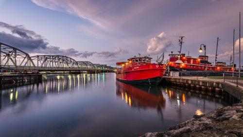 Sturgeon Bay Evening