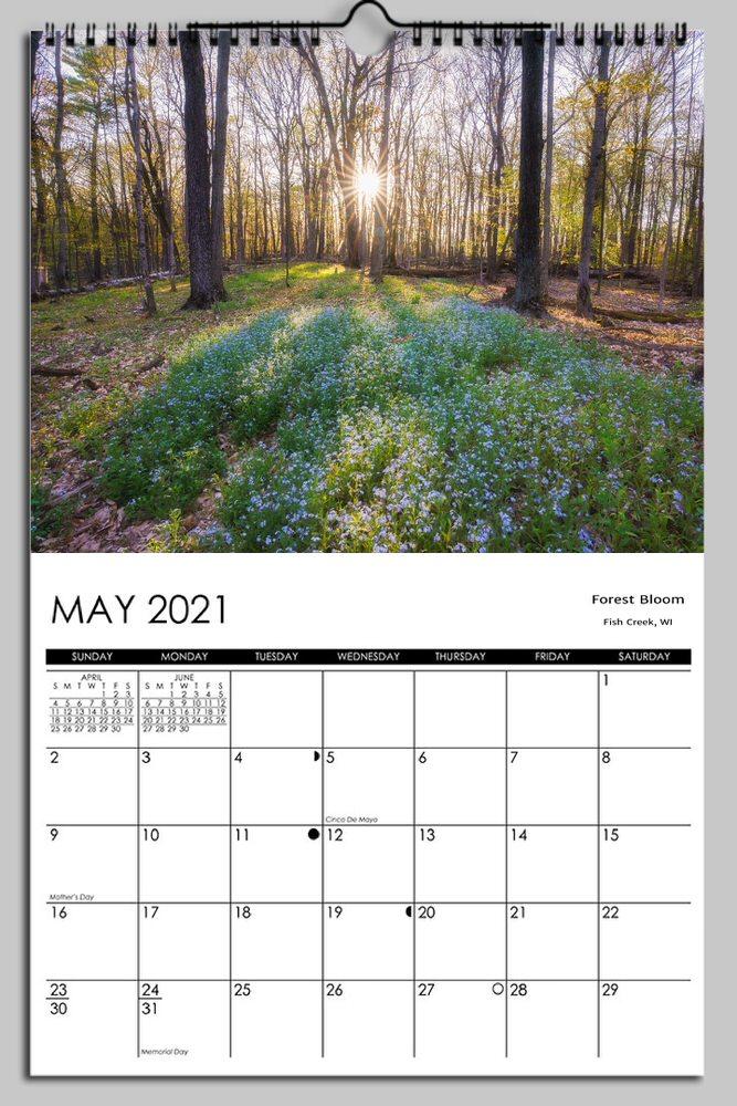 door county calendar