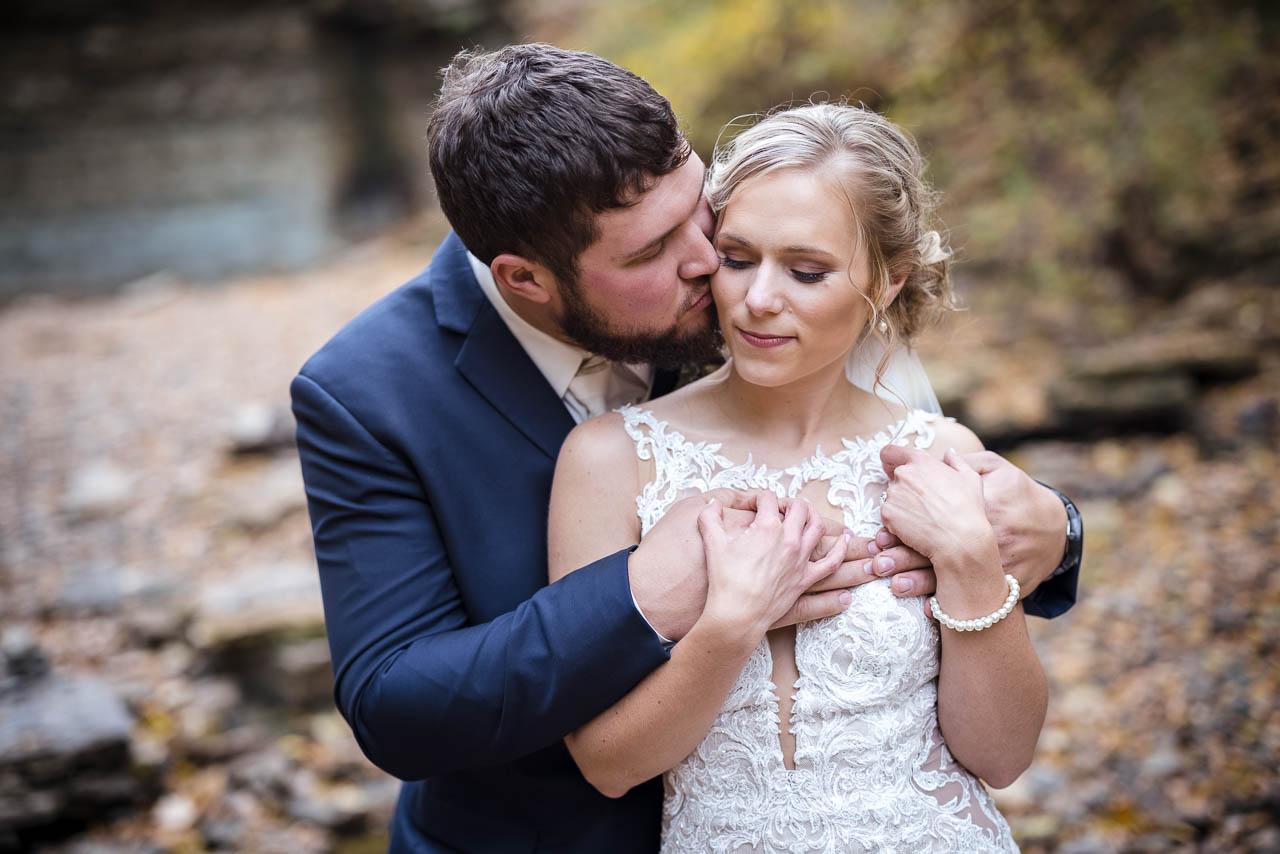 green bay wedding photo