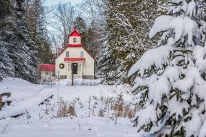 Winter at the Ridges